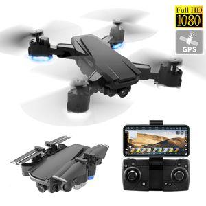 GPS Drohne HD Kamera Wifi FPV Quadcopter Faltbar Video Drone Follow Me