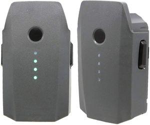 2pcs 3830mAh 11,4V Li-Po Flugbatterie Ersatz für DJI Mavic Pro,DJI Mavic Pro Platinum, DJI Mavic Pro Alpine White Drone