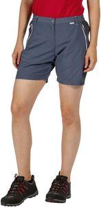 Regatta Sungari II Shorts Damen onxy grey/seal grey Größe UK 12   DE 38