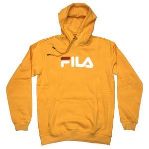 FILA Classic Pure Hoodie Kangaroo citrus L