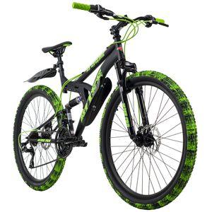 Mountainbike Fully 26 Zoll Bliss Pro KS Cycling 295M, 296M
