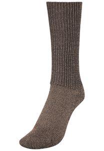 Falke Walkie Ergo SO Socken dark brown Schuhgröße EU 44-45