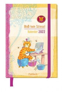 Groh Kalender Om-Katze:Om-Katze - Bloß kein Stress!