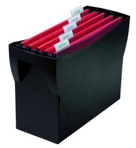 HAN Hängeregistratur Box SWING Kunststoff schwarz