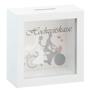 Spardose - Hochzeitskasse