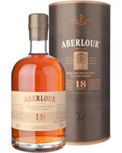 Aberlour 18 Jahre Speyside Single Malt Scotch Whisky 0,5l, alc. 43 Vol.-%