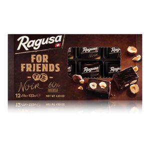 Ragusa for Friends Noir - Pralinen aus dunkler Schokolade 132g (1er Pack)