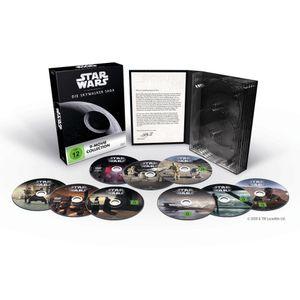 Star Wars 1 - 9 - Die Skywalker Saga [DVD]