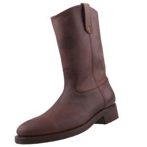 Sendra Herren Stiefel 14968 Braun, Schuhgröße:EUR 47