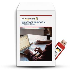 Microsoft Windows 10 Professional auf 16 GB USB-3.0-Bootstick, deutsche Version