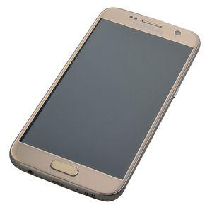 SAMSUNG Galaxy S7 Smartphone Handy Telefon mit Touchscreen 32 GB Gold