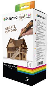 """Polaroid 3D-Stift """"Root Play 3D Pen"""" inkl. Halter"""