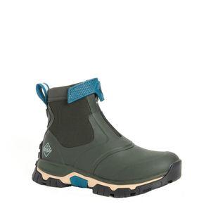 Muck Boots - Damen Gummistiefel Apex Halbhoch FS7276 (39,5 EU) (Grün)