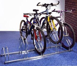 Fahrradständer für 5 Räder Ständer Rad Radständer Aufstellständer Fahrradparksystem