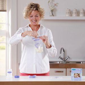 Lansinoh Muttermilch-Aufbewahrungbeutel 50 Stk. 180 ml 40055