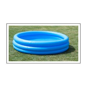 Intex 58446NP 3 - Ring - Pool CRYSTAL BLUE