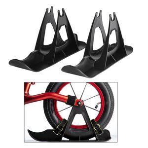 PE Ski Balance Fahrrad Schlitten Schlitten Spielzeug Schlitten Snowmoilble Attachment Neujahrsgeschenk Farbe Schwarz