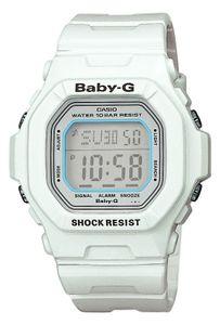 Casio Baby-G BG-5600WH-7ER Casio Uhr Baby-G weiss
