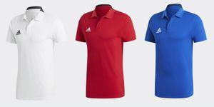 adidas Condivo 18 Poloshirt Herren - weiß XL