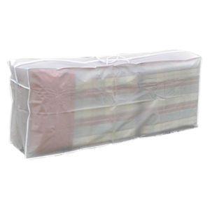 Auflagentasche Auflagen Schutzhülle Kissenbox Auflagenbox Aufbewahrungstasche