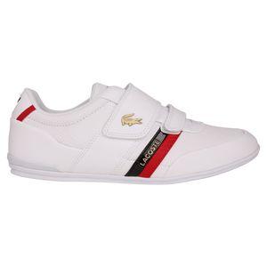 Lacoste Misano Sneaker Herren Weiß (40CMA0047 286) Größe: 43