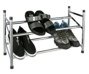 Schuhregal  ausziehbar bis 117cm