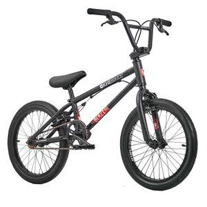 KHE BLAZE 18 Zoll BMX Rad 10,2kg! schwarz