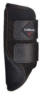 LeMieux Gamaschen Mesh Brushing Boots 9442 Farbe black Größe L