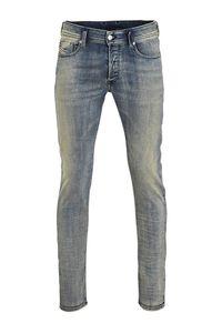 Diesel Sleenker-X Skinny Herren Jeans, Größen:30W / 32L, Farbe:Blau