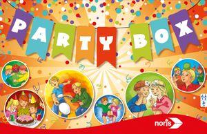 Noris Spiele Party Box; 606011069