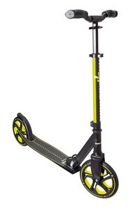 Alu Scooter / Cityroller Muuwmi Pro 215 mm lime-grün