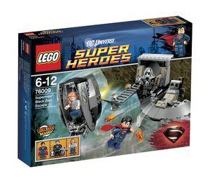Lego Superman: Black Zero auf der Flucht DC Comics Super Heroes, Comics, Beide Geschlechter, 6 Jahr(e)