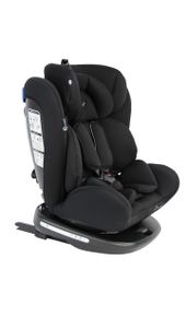 Autositz Isofix 360°Drehfunktion Gruppe 0+, I,II,III verstellbar CLAMARO, Ranger 360:Farbe Schwarz