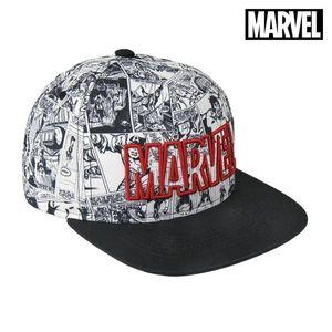 Marvel Superhelden Herren und Jungen Logo Cap Verstellbar Snapback Kappe