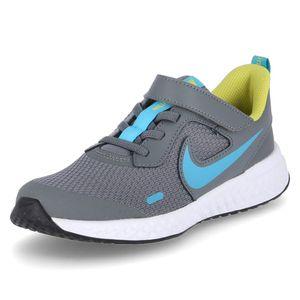 Nike Sneaker Low REVOLUTION 5 (PSV) Grau Jungen
