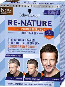 Schwarzkopf RE-NATURE Pigmentierung Männer DUNKEL
