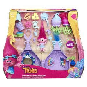 Hasbro - Trollstadt Poppys Haarsalon B6559EU4