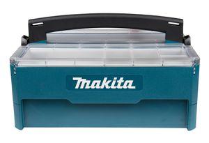 makita Aufbewahrungsbox P-84137 LxBxH 395x295x233mm f.MAKPAC Makita