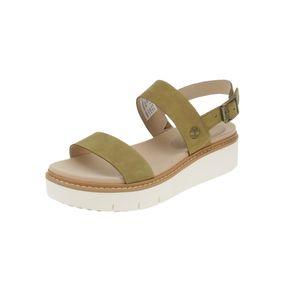 Timberland TB0A23HWBW01 - Damen Schuhe Sandaletten - BASE-WASH, Größe:42 EU
