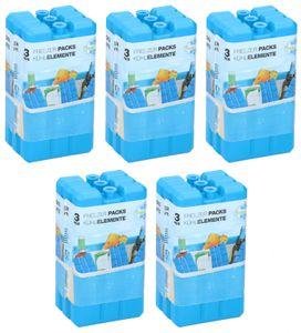 15x Kühlakkus Kühlelement 3518650 Kühlpack für Kühlbox Set