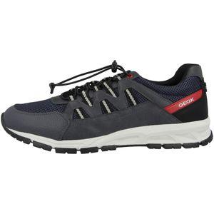 Geox Sneaker low blau 42