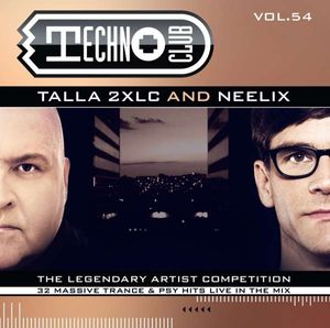 - Techno Club Vol.54 -   - (CD / Titel: Q-Z)