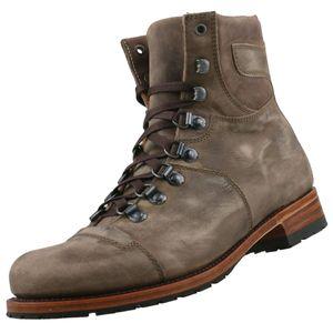Sendra Herren Stiefel 9017 Grau, Schuhgröße:EUR 43