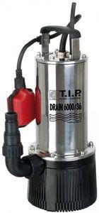 T.I.P. Hochdruck-Tauchpumpe DRAIN 6000/36 max. Fö. 6000 l/h