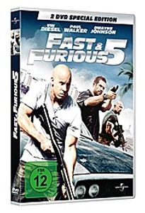 Fast & Furious Five - Special Edition