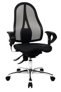 Topstar Sitness® 15 Bürostuhl, schwarz