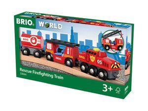 Brio 33844 BRIO® Feuerwehr Löschzug