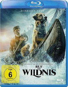 Ruf der Wildnis (BR)  '2020 Min: 100DD5.1WS    Harrison Ford - Disney  - (Blu-ray Video / Abenteuer)
