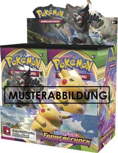POKÉMON 45223 PKM Pokémon SWSH04 Schwert & Schild Booster