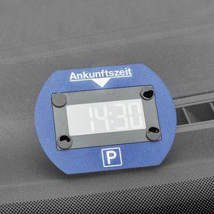 NeedIt Parklite Elektronische Parkscheibe blau
